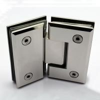 Wholesale 135 degree zinc alloy shower door hinge from china suppliers
