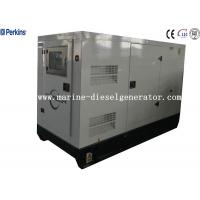 Wholesale Perkins Rainproof 45KVA 36KW Silent Diesel Generator  With Three Phase Four Wire Alternator from china suppliers