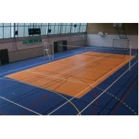 Wholesale Recycled Rubber Gym Floor Tiles Anti Static for Basketball Court from china suppliers