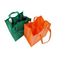 Wholesale Wine Bottle Bag,Non Woven Drink Bag, Wine bag from china suppliers
