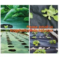 Wholesale Pheavy duty pp woven weed killer mat, PP woven weed killer cloth weed mat, PP ground cover,weed barrier Fabrics, weed ma from china suppliers