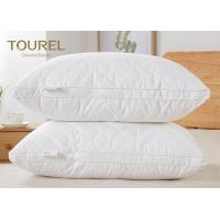 Wholesale Health Care Feather Fabric Filled  Highest Rated Bed Pillows For Hotel from china suppliers