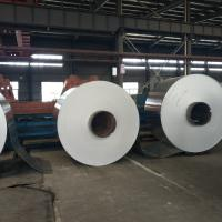 Wholesale Mill Finished Capacitor A1235 Series Aluminium Foil Roll , Aluminum Sheet Metal Roll from china suppliers