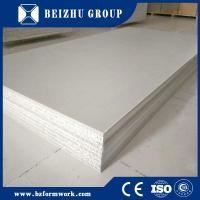 Wholesale Waterproof reuse 60-100 times concrete form for construction from china suppliers