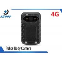 Quality LTE 3G 4G Portable Body Camera Accessories , WIFI Police Should Wear Body for sale