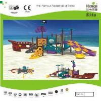 Wholesale Pirate Ship Series Outdoor Playground (KQ9096A) from china suppliers