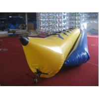 Wholesale Ocean Rider Inflatable Water Toys , Inflatable PVC Boat Water Slide for Single Tube from china suppliers