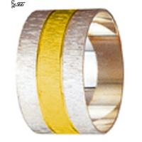 China Elegant Decorative Metal Napkin Rings for Weddings , Gold and Silver Napkin Rings on sale