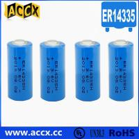 Wholesale ER14335 3.6V 1650mAh first & primary battery with long self life more than 10 years from china suppliers