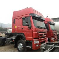 Buy cheap SINOTRUK HOWO 6x4 Tractor Prime Mover Truck Tractor Head, 371HP 420HP Euro II III from wholesalers