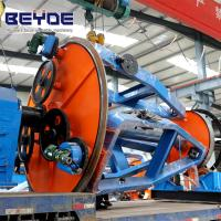 Wholesale 1+1+3 / 1250 Cable Laying Equipment 22 Kw Power Lower Power Consumption from china suppliers