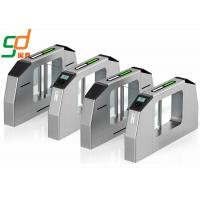 Wholesale CE Approved Swing Barrier Gate Identification Card Turnstile System Speed Lane from china suppliers