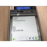 Quality Live Photo Real Time Camera Translator Android System Smart Phone Type for sale