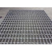 Wholesale SS Grating Twisted Bar Steel Floor Grating 6 x 6mm Plain Bar 32mm x 5mm from china suppliers