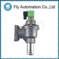 China DMF-Z-76S 1-1/2 Vertical Angle Aluminium Pulse Jet Valve BFEC DMF-ZF-40SA Silver Color on sale
