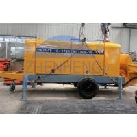 Wholesale Boom Pressure Diesel Concrete Pump Reliable Performance For House Construction from china suppliers