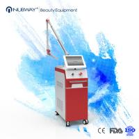 Wholesale Q Switched Nd Yag Laser Tattoo Removal Machine 1064nm , 532nm For Pigmentation Removal from china suppliers