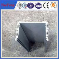 Hot! aluminum sheet high heat resistant oem factory china die casting heat sink for sale