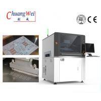 High Speed Print SMT Screen Printer /Printing Solder Paste PCBs FPC