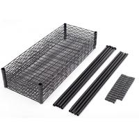 Quality Strength Steel Storage Shelves , Smart Storage Metal Wire Shelving Easy To for sale
