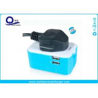 Smart Mobile Accessories Travel USB Power Charger Adapter 90% Energy Conversion Rate for sale