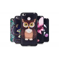 Buy cheap Owl Embossment Soft TPU Bumper Protect Camera Anti-Scratch Phone Case For smartphone from wholesalers