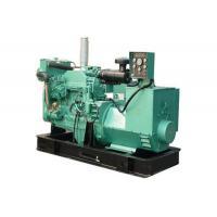 China Priming Power 85kva Cummins Open Diesel Generator With Stamford Generator for sale