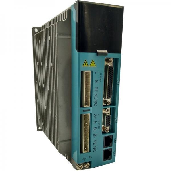 Quality Closed Loop Control Step Motor Driver Nema 110V - 220V AC for CNC Machinery for sale