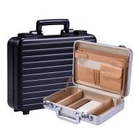 China MS-M-04 Customized Aluminum Alloy Attache Case | Brand New Good Quality Aluminum Carrying Case for sale