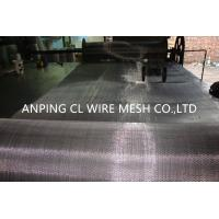 Wholesale 304 / 316 Plain Weave Stainless Steel Wire Mesh For Filter Wire Screen from china suppliers