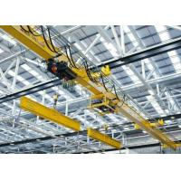 Wholesale Heavy Duty Single Beam Overhead Crane To Heavy Machine Shops , Paper Mills from china suppliers