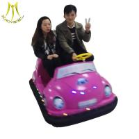 China Hansel  amusement park equipment and ride on animal toy bumper car with buy bumper cars for sale on sale