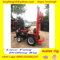 Wholesale China Made Cheapest Tractor Mounted Water Well Drilling Rig For 50-70 Meters Depth from china suppliers