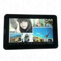 China 7-inch Tablet PC with TFT Touching Screen, SIM Function, Camera Function for sale