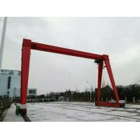 China Small Windward Surface 18T Electric Hoist Gantry Crane For Sale on sale