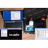 Wholesale D630 laptop with Super Volvo Vcads 9998555 v2.4 + PTT For Truck Excavator Penta Diagnostic from china suppliers
