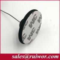 Wholesale RW0025 3M Adhesive Plastic Plate Remote Security Cable, Ipad Retractable Security Cable from china suppliers