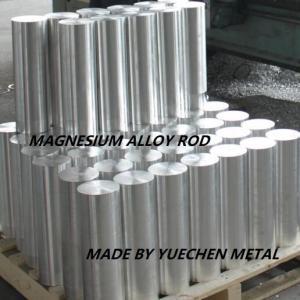 China AZ91 AZ63 ZK60A Extruded Magnesium Alloy Bar AZ31 pipe AZ61 tube AZ80 Rod Billet welding wire profile extrusions on sale