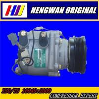 Wholesale 12V scroll ac auto air compressor for Honda Accord (97-95) r134a from china suppliers