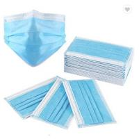Wholesale 3Ply Surgical Face Mask Non Woven Air Anti Virus and Dust disposable Surgical Medical Face Mask , from china suppliers