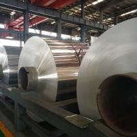 Wholesale Durable Industrial Aluminum Foil Rolls Fin - Stock For Radiator Condensers Evaporators from china suppliers