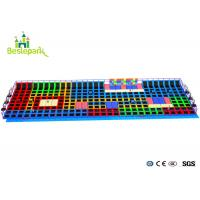 Buy cheap Amusement Soft Indoor Trampoline Park PP Material Jumping Mats CE Certification from wholesalers