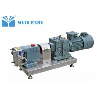 China Beverage Food Grade Electric Liquid Pump Portable High Temp Various Vane Type Rotor on sale