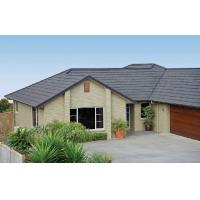 Wholesale Waterproof Stone Chip Coated Steel Roof Tiles from china suppliers