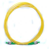 Wholesale G657A1/A2 Yellow Singlemode  Optical Fiber patch cord  cables from china suppliers