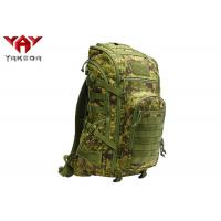 Quality 1000D Nylon Waterproof Camouflage Tactical Gear Backpack WithYKK Zipper for sale