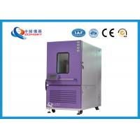 Wholesale Constant Temperature Humidity Test Chamber Stainless Steel Plate Material from china suppliers