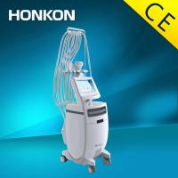 Wholesale RF Vacuum Slimming Beauty Machine 4 Handpieces For Fat Reduction And Increase Elasticity from china suppliers