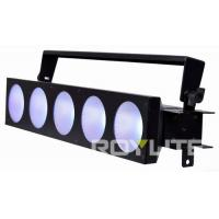 Wholesale 5 X 30w COB LEDs Show Lighting Beam 60° Stage Blinder Electronic Fan Cooling from china suppliers