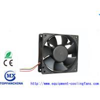 Buy cheap 120Mm X 120mm X 38mm Waterproof Radiator Fan For Medical / Industry / Home Appliance from Wholesalers
